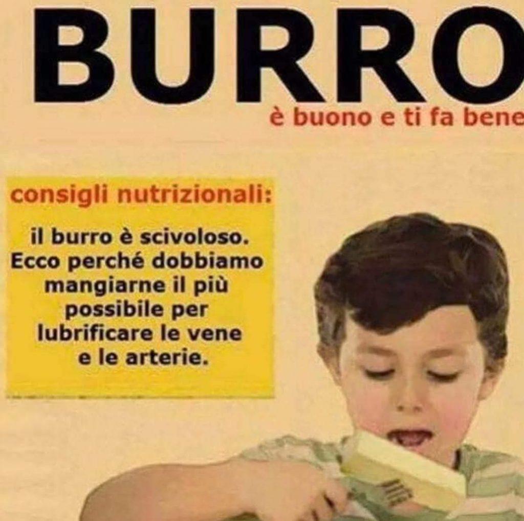 Burro lubrificante vegetale